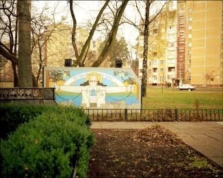 Slavoutich, the poisoned city