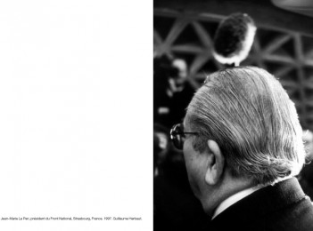 OEIL PUBLIC. Democratic Books. Guillaume Herbaut