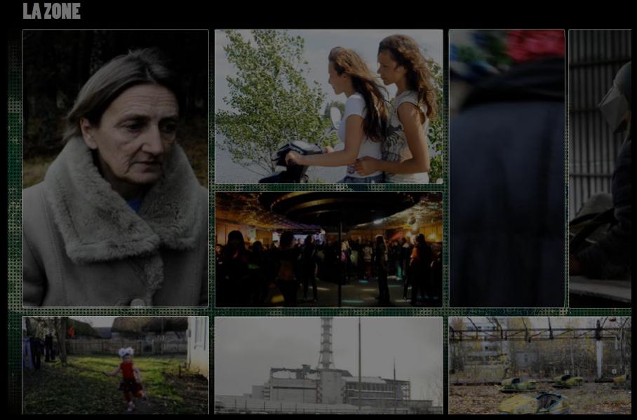 La Zone, une exploration de la zone interdite de Tchernobyl