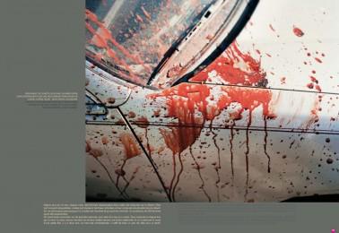OE 1. Oeil Public revue. Guillaume Herbaut